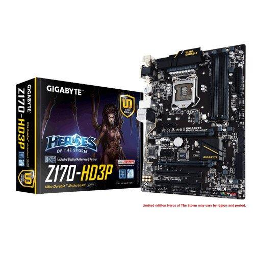 Gigabyte GA-Z170-HD3P Motherboard