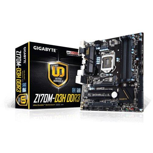 Gigabyte GA-Z170M-D3H DDR3 Motherboard