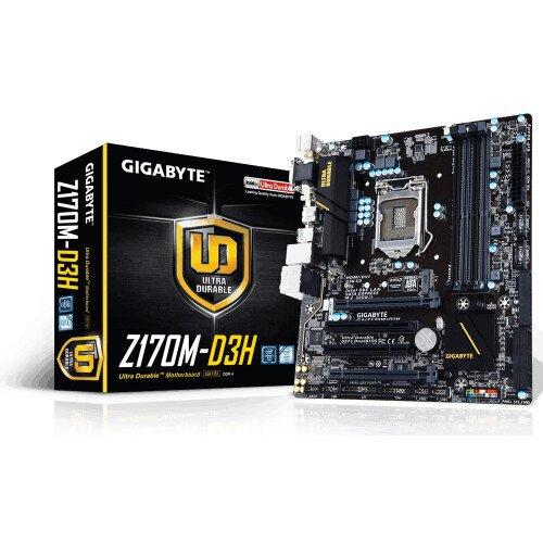Gigabyte GA-Z170M-D3H Motherboard