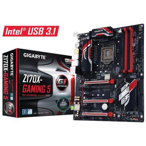 Gigabyte GA-Z170X-Gaming 5-EU Motherboard