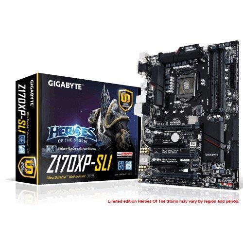 Gigabyte GA-Z170XP-SLI Motherboard