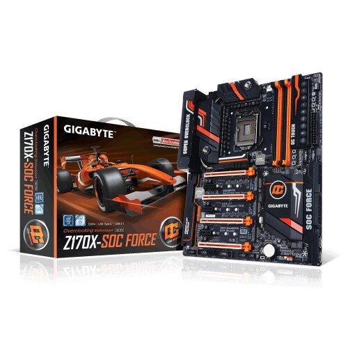 Gigabyte GA-Z170X-SOC FORCE Motherboard