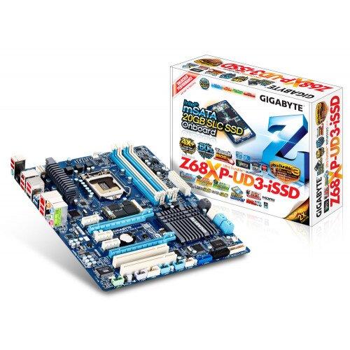 Gigabyte GA-Z68XP-UD3-iSSD Motherboard