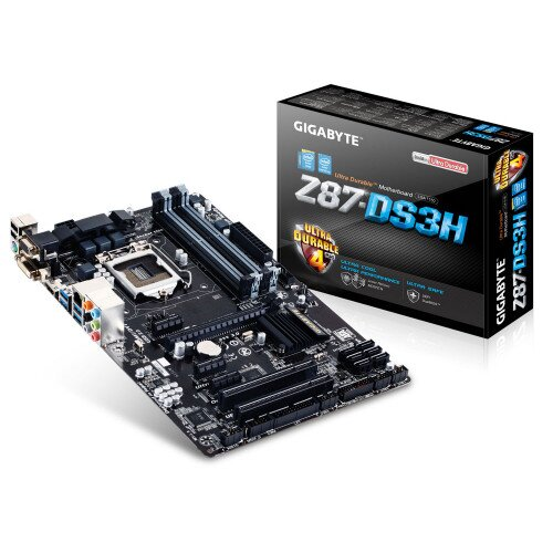 Gigabyte GA-Z87-DS3H Motherboard