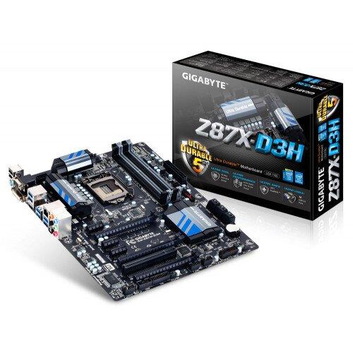 Gigabyte GA-Z87X-D3H Motherboard
