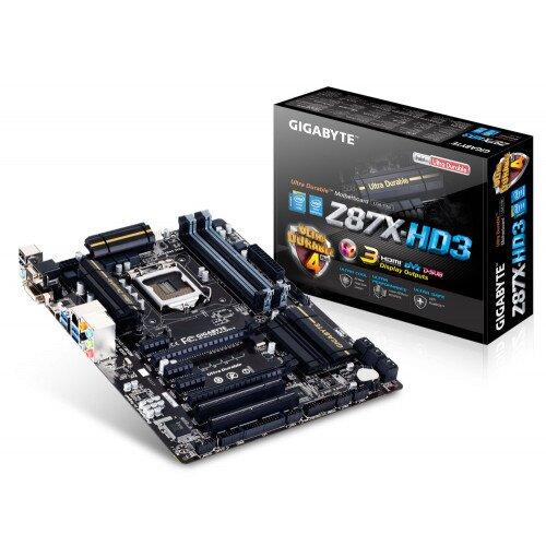 Gigabyte GA-Z87X-HD3 Motherboard