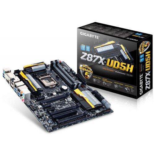 Gigabyte GA-Z87X-UD5H Motherboard