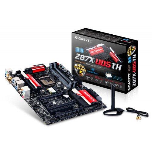 Gigabyte GA-Z87X-UD5 TH Motherboard
