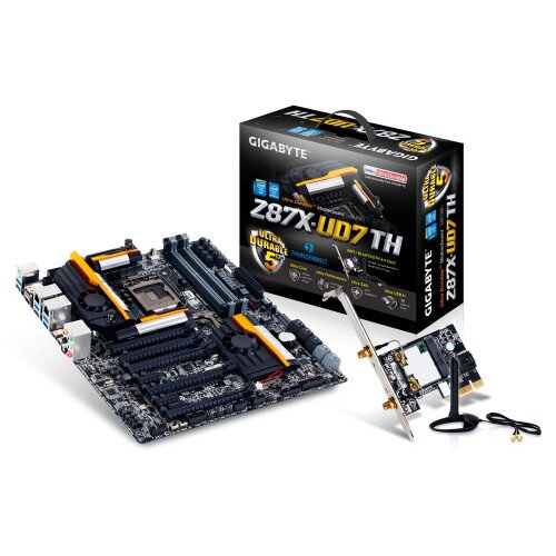 Gigabyte GA-Z87X-UD7 TH Motherboard