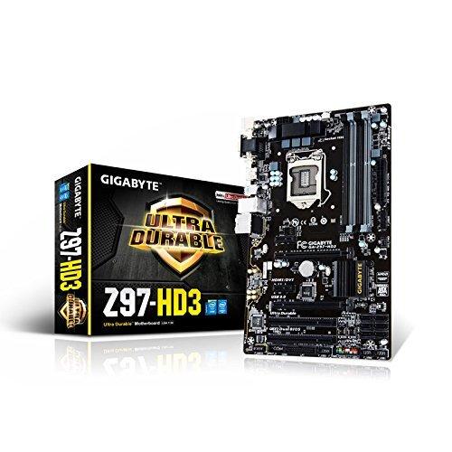 Gigabyte GA-Z97-HD3 Motherboard