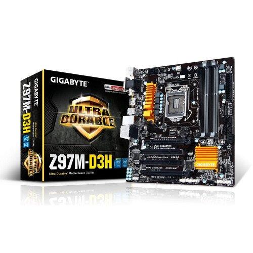 Gigabyte GA-Z97M-D3H Motherboard