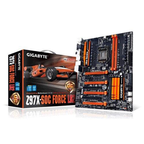 Gigabyte GA-Z97X-SOC Force LN2 Motherboard