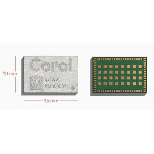 Google Coral Accelerator Module