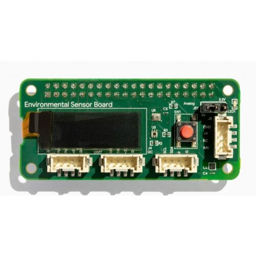 Google Coral Environmental Sensor Board