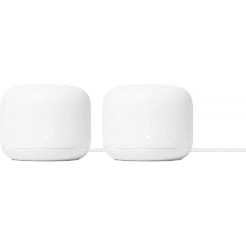 Google Nest Wifi Mesh Router - 2-Pack