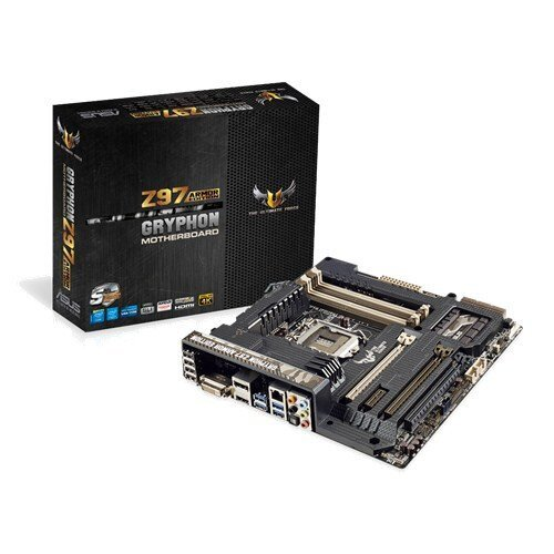 ASUS Gryphon Z97 Armor Edition Motherboard