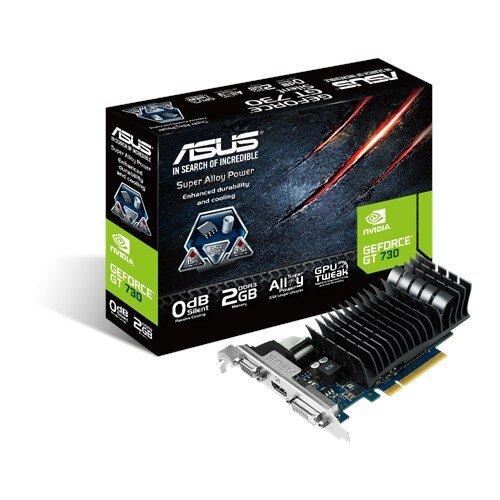 ASUS GeForce GT730-SL-2GD3-BRK Graphics Card