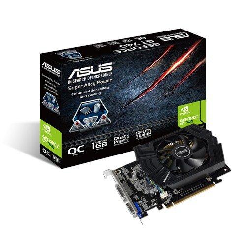 ASUS GeForce GT 740 GDDR5 1GB Graphics Card