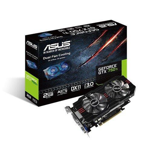 ASUS GTX750TI-2GD5 Graphics Card