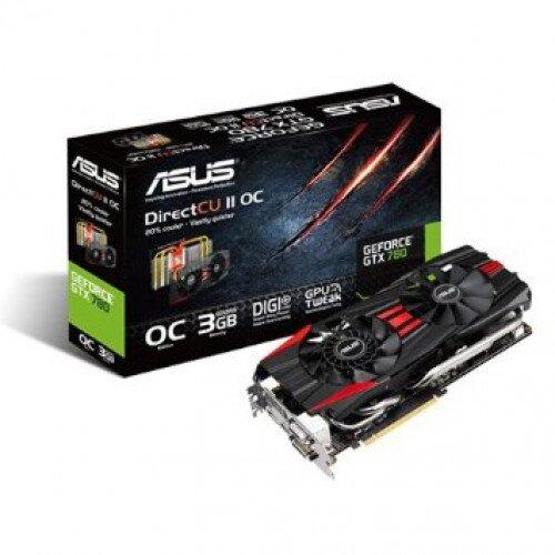 ASUS GeForce GTX 780 DirectCU II Graphics Card