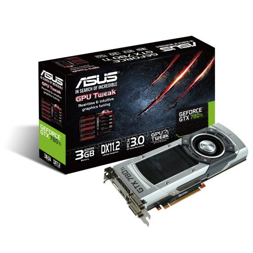 ASUS GeForce GTX 780 Ti Graphics Card