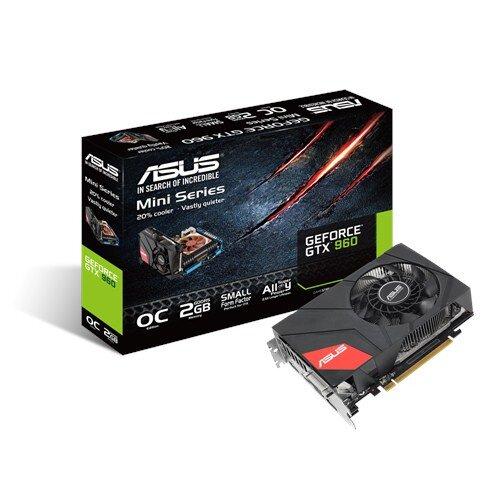 ASUS GeForce GTX 960 Mini Gaming Graphics Card