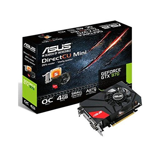 ASUS GeForce GTX 970 DC Mini Graphic Card