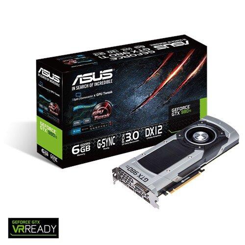 ASUS GeForce GTX 980 Ti Graphics Card