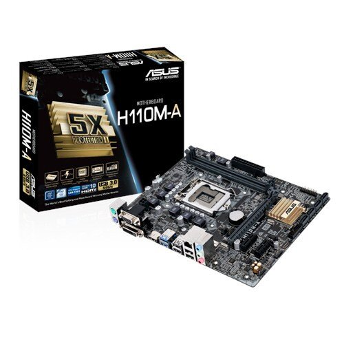 ASUS H110M-A Motherboard