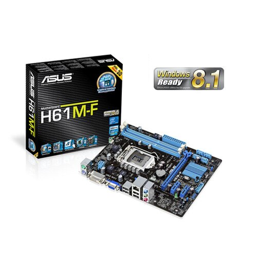 ASUS H61M-F Motherboard