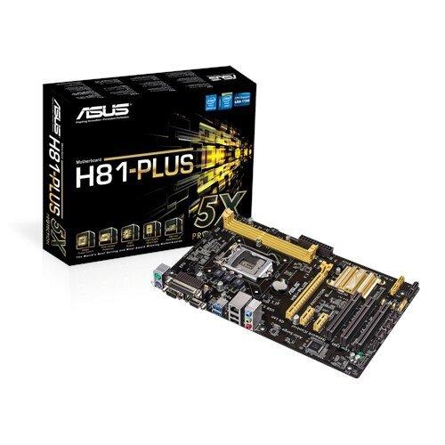 ASUS H81-PLUS Motherboard
