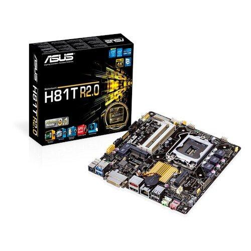 ASUS H81T R2.0/CSM Motherboard