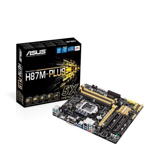 ASUS H87M-Plus Motherboard