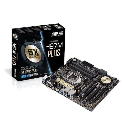ASUS H97M-Plus Motherboard