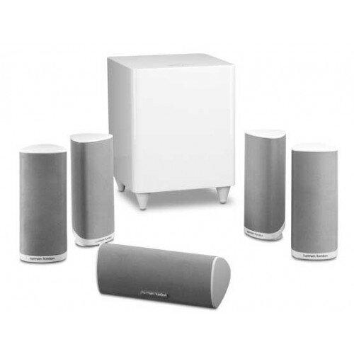Harman Kardon HKTS 16 Home Theater System - White