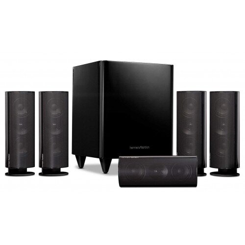 Harman Kardon HKTS 30 Home Theater System - Black