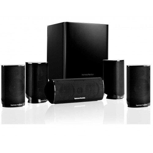 Harman Kardon HKTS 9 5.1-Channel Home Theatre Speaker System