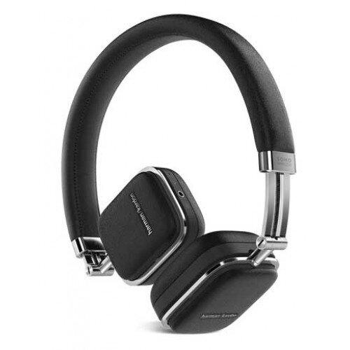 Harman Kardon Soho Wireless On-Ear Headphones - Black