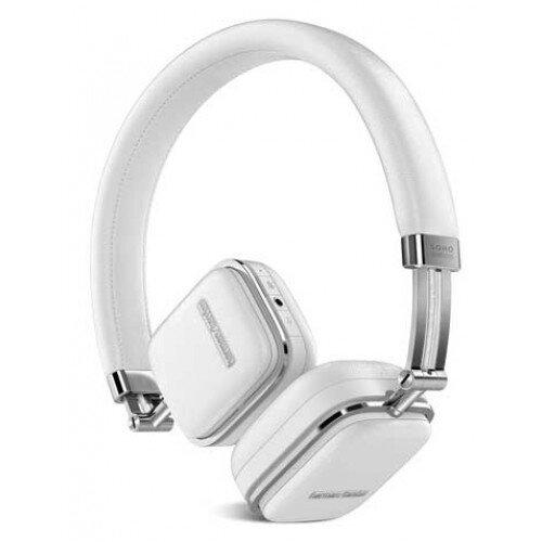 Harman Kardon Soho Wireless On-Ear Headphones - White