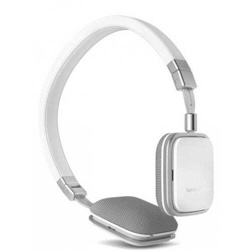 Harman Kardon Soho-I On-Ear Headphones - White