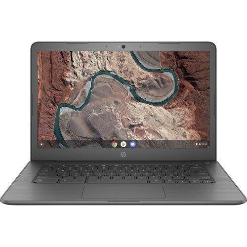 "HP 32GB Chromebook 14 - 14"" 1366 x 768 HD Display - Chalkboard Gray"