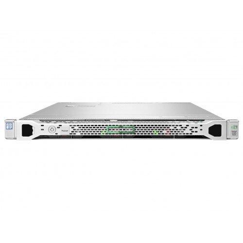 HP ProLiant DL360 Gen9 E5- 2603v4 1.7GHz 6-core 1P 8GB-R H240ar 8SFF 500W PS Entry SAS Server