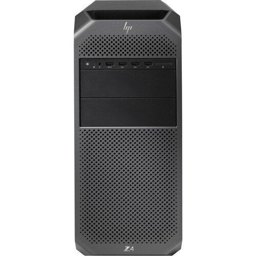 HP Z4 G4 Workstation Tower Desktop - Intel Xeon W2102 - 8GB DDR4 - 1TB HDD - NVIDIA Quadro P400