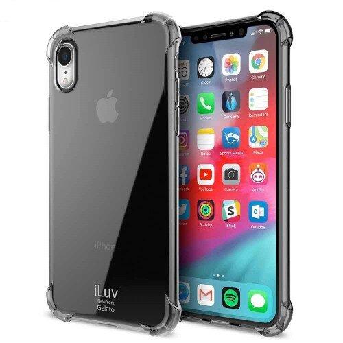 iLuv Gelato Case for iPhone XR - Black