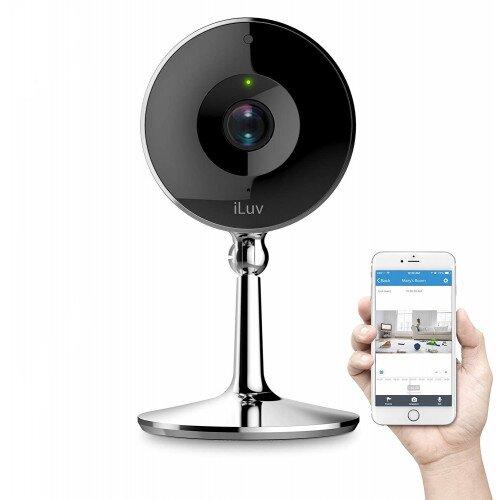 iLuv mySight 2K Smart Security Camera