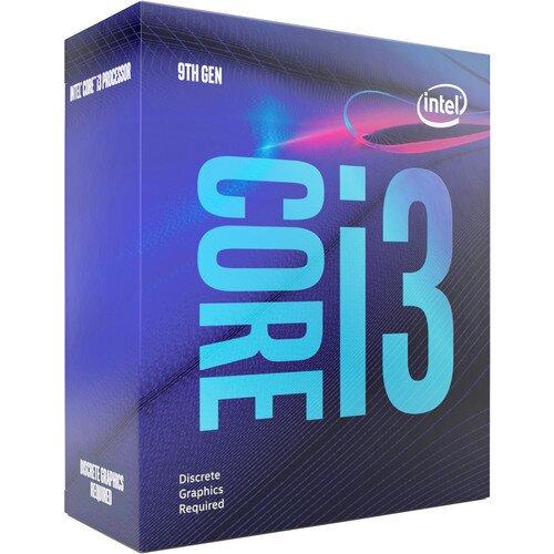Intel Core i3-9100F Processor