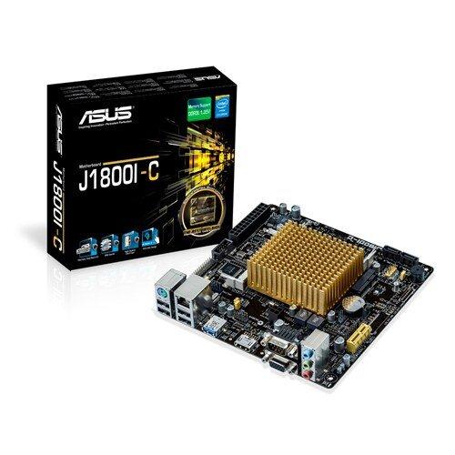 ASUS J1800I-C Motherboard