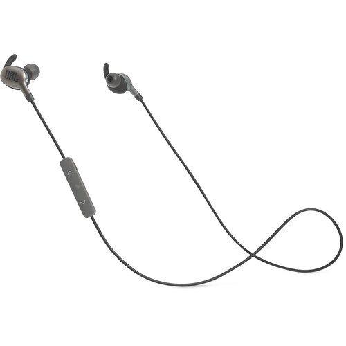 JBL Everest 110Ga In-Ear Wireless Headphones - Gunmetal