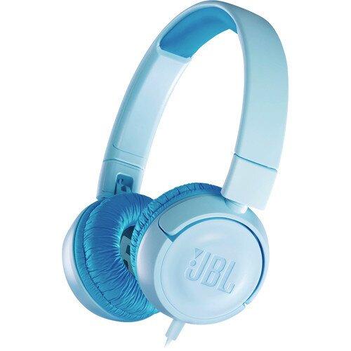 JBL JR300 Over-Ear Headphones - Ice Blue