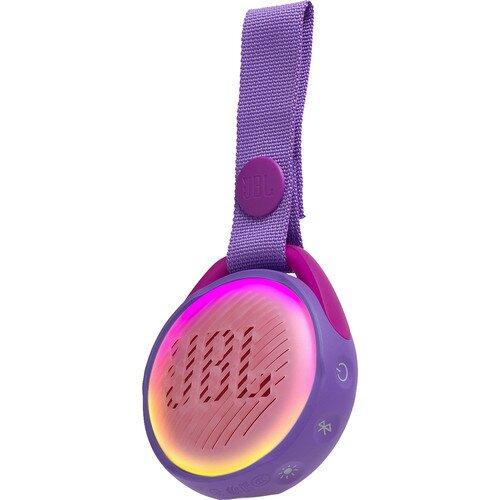 JBL JR POP Portable Bluetooth Speaker - Iris Purple